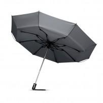 Сгъваем реверсивен чадър