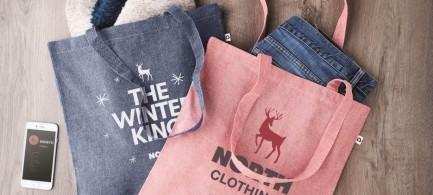 Предимства на рекламните чанти за пазаруване