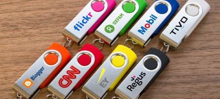 Седем фактора при избор на промоционални USB флашки